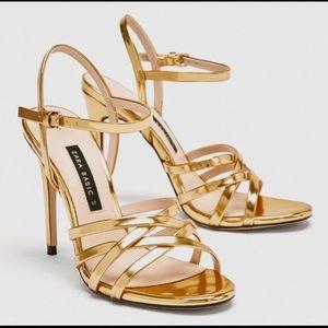 ☀️Shoe Sale☀️ Zara heels on sale